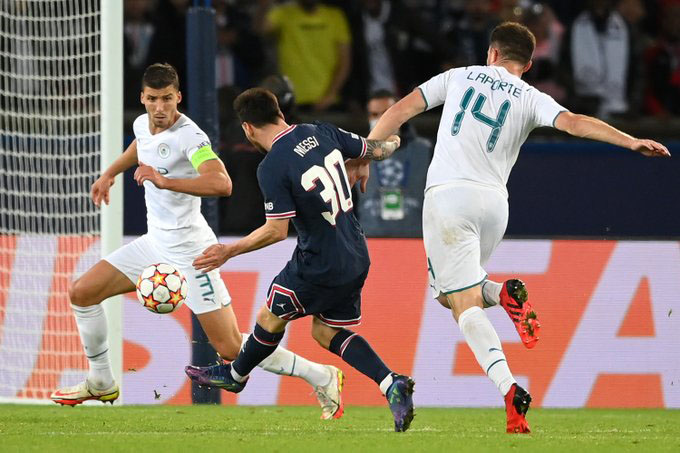Messi and Donnarumma shine brightly, PSG convincingly beat Man City at home 2