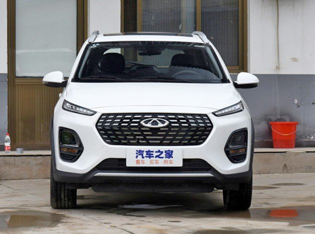 The one-time fever Tiggo 3X Plus is officially registered in Vietnam: Super cheap SUV threatens many big guys