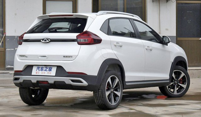 The one-time fever Tiggo 3X Plus was officially registered in Vietnam: Super cheap SUVs threaten many big men
