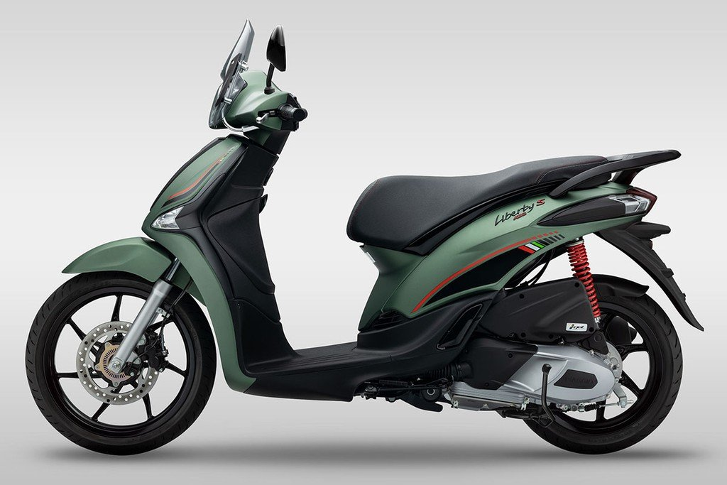 Piaggio Vietnam launched Liberty S 2021 special edition 2