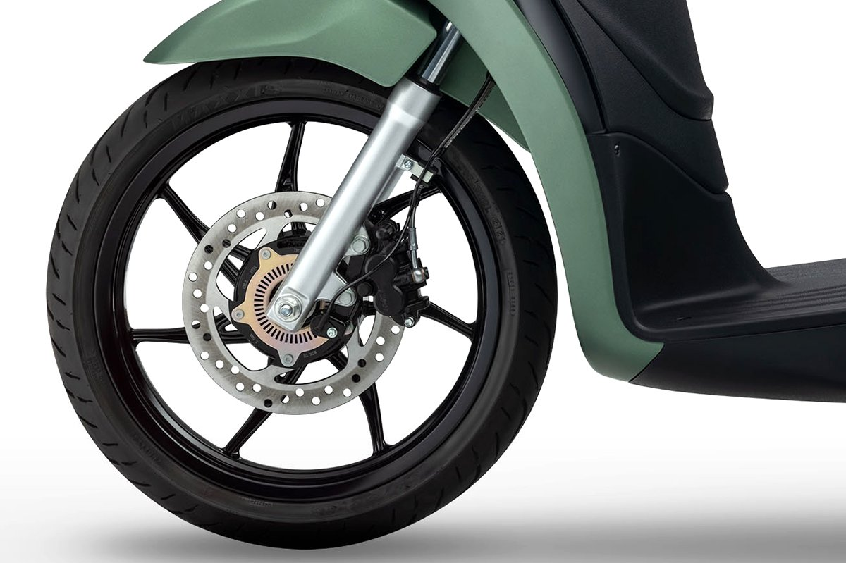 Piaggio Vietnam launched Liberty S 2021 special edition 4