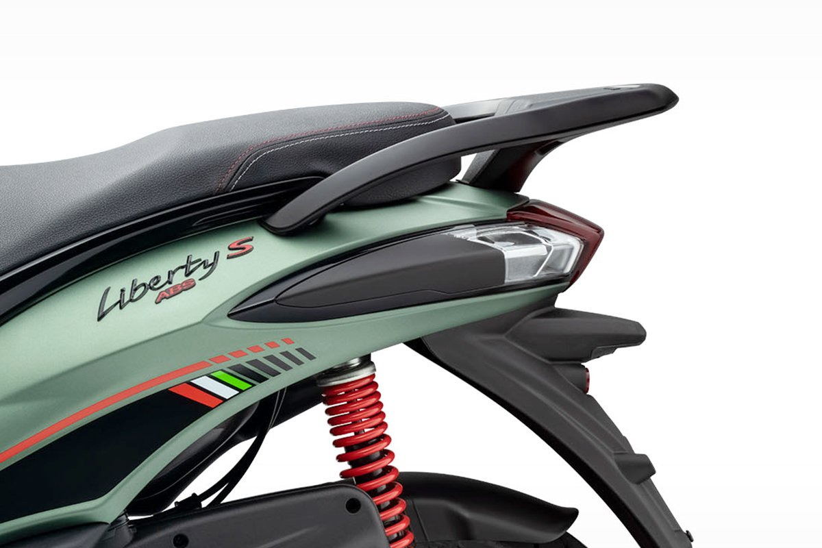 Piaggio Vietnam launched Liberty S 2021 special edition 6