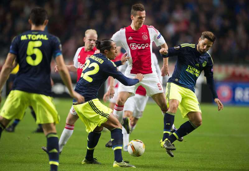 Comments Ajax vs Besiktas (23:45, September 28) Champions League group stage: Competition for number 1