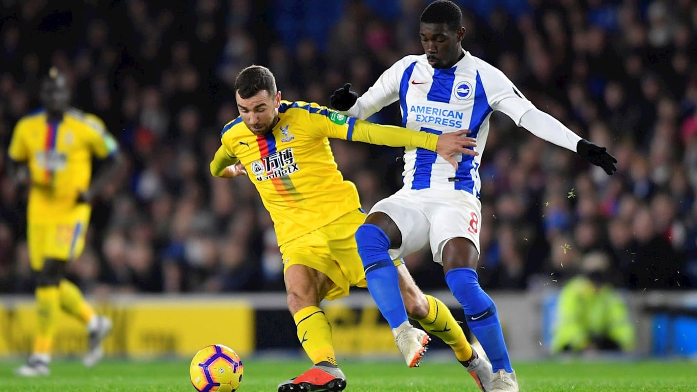 Crystal Palace vs Brighton (2h00, 28/09), round 6 of the Premier League: Win to get to the top 1