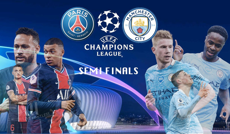 European football match schedule today September 28: The battle of the 'rich' PSG vs Man City 1