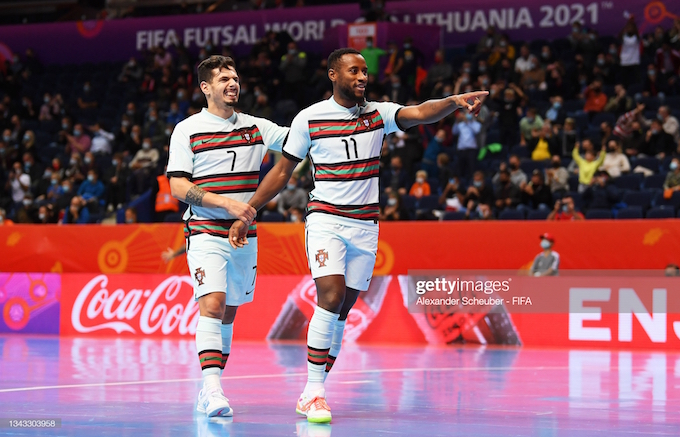 Futsal World Cup Quarterfinal Results: Asia is clean, 'Gaur' lost painfully 1