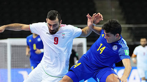 Futsal World Cup Quarterfinal Results: Asia is clean, 'Gaur' lost painfully 2