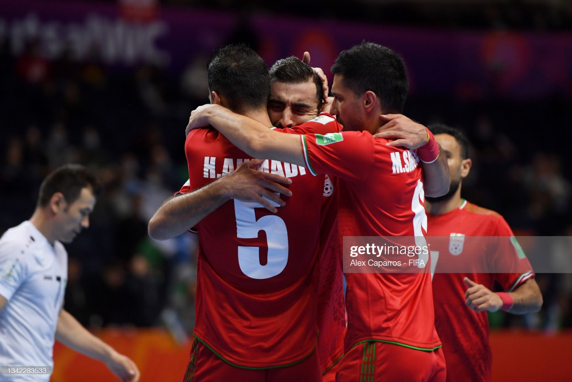 Futsal World Cup results: Iran represents Asia in the quarterfinals, adding a 'great war' Spain vs Portugal