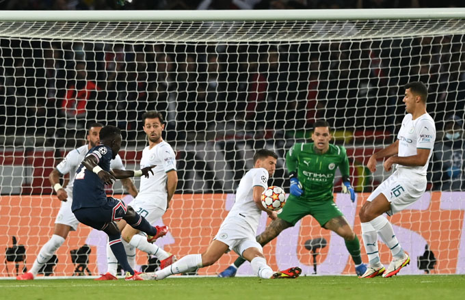 Messi and Donnarumma shine brightly, PSG convincingly defeat Man City at home 1