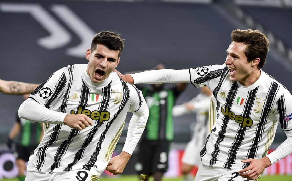 Judging Juventus vs Chelsea (2h00, 30/09) Round 2 Champions League group stage: Competing for the top 1