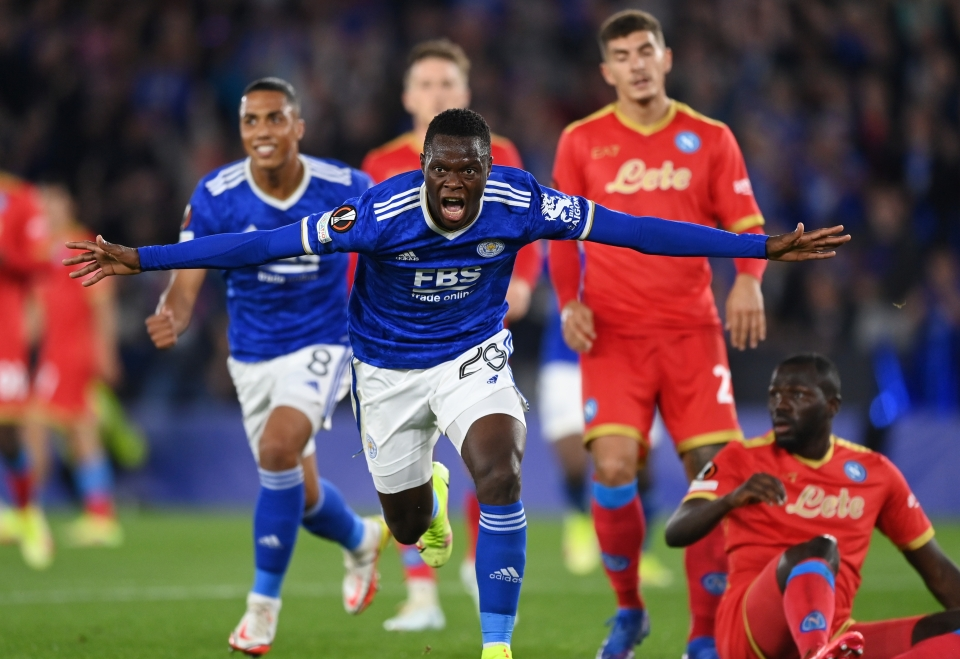 Comments Leicester vs Legia Warszawa (23:45, September 30) round 2 Europa League group stage: Priority number 1 1