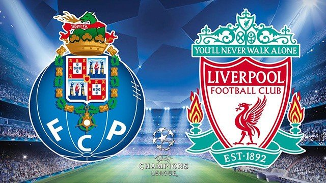 Link to watch live football Porto vs Liverpool (2h00, 29/9) Round 2 Champions League group stage 1