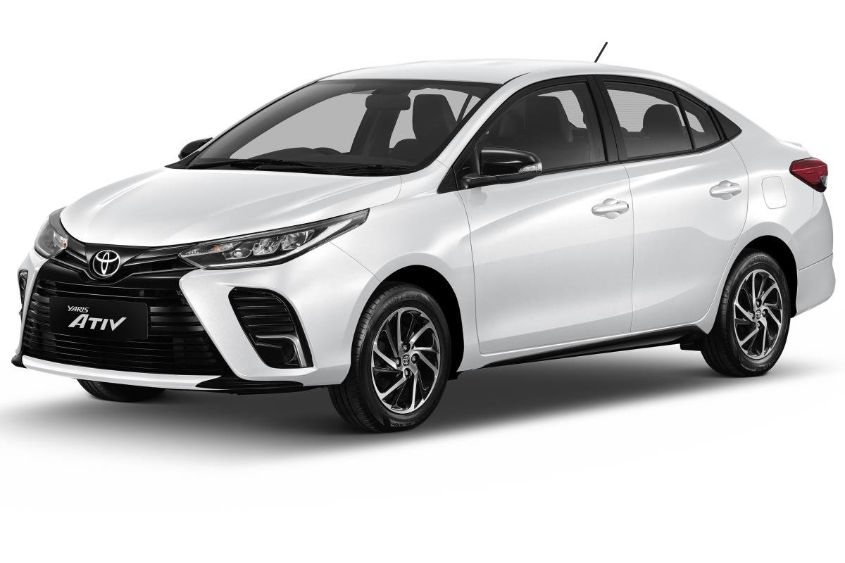 The latest Toyota Vios has been revealed: Refining the exterior, adding equipment 1