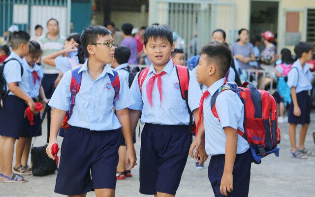 Update the latest school schedule 63 provinces: 25 localities for students to go to school 1