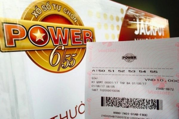 Lottery Vietlott Power 6/55: Who is the 'giant' who won a huge Jackpot of more than 67 billion VND?  2