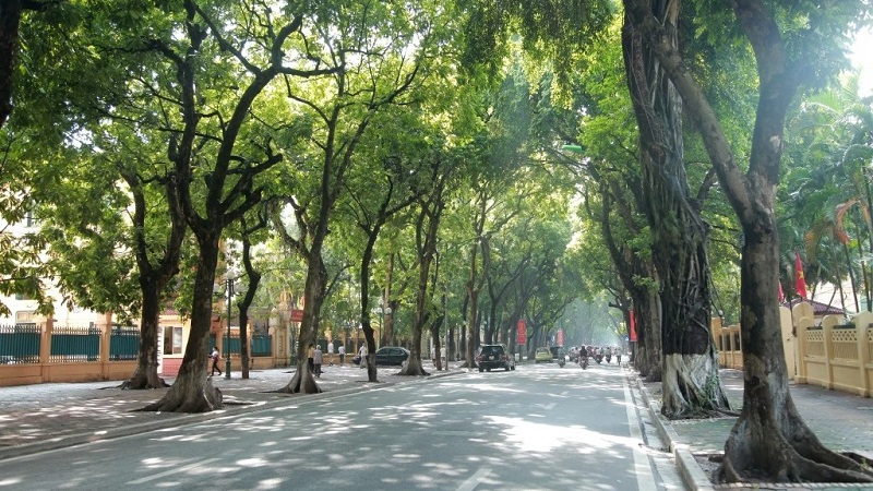 Weather forecast for September 29: Hanoi is sunny day and night without rain, the highest temperature is 35 degrees 1