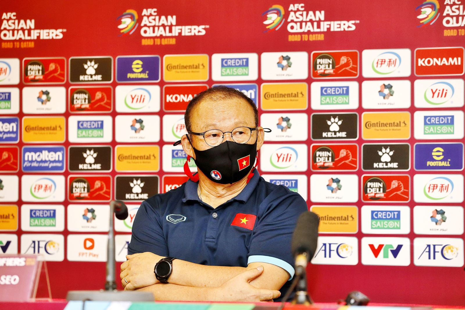 Mr. Park countered the accusations of risking injury to Vietnamese players 2