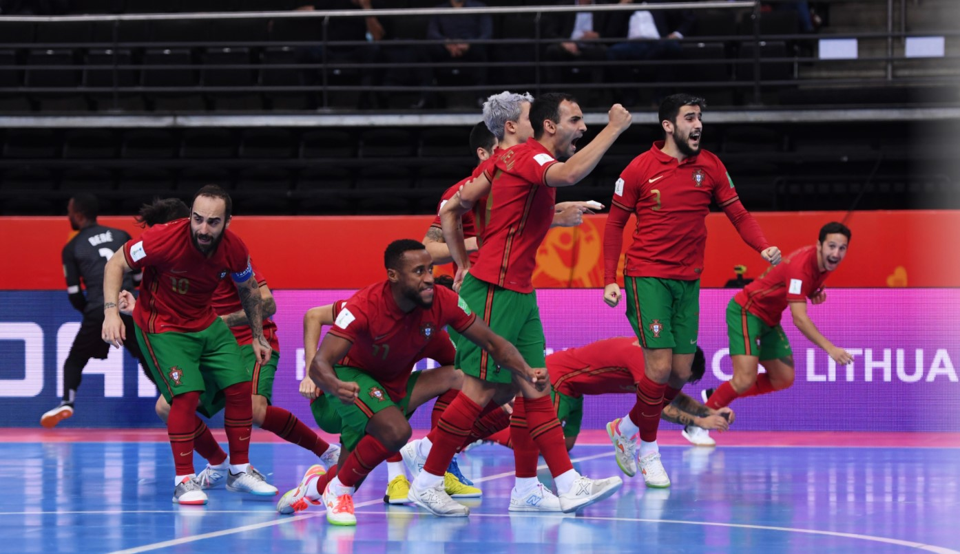 Futsal World Cup semi-final results: Portugal defeated Kazakhstan, promised to 'revenge' Argentina in final 2