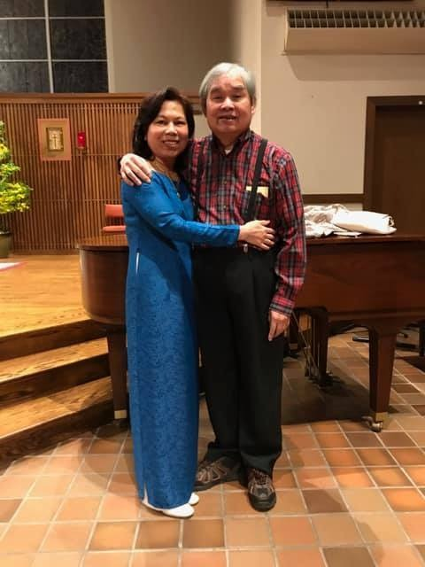 The 40-year-old couple is still sweet: A small act makes fans exclaim 'want to get married' immediately 3
