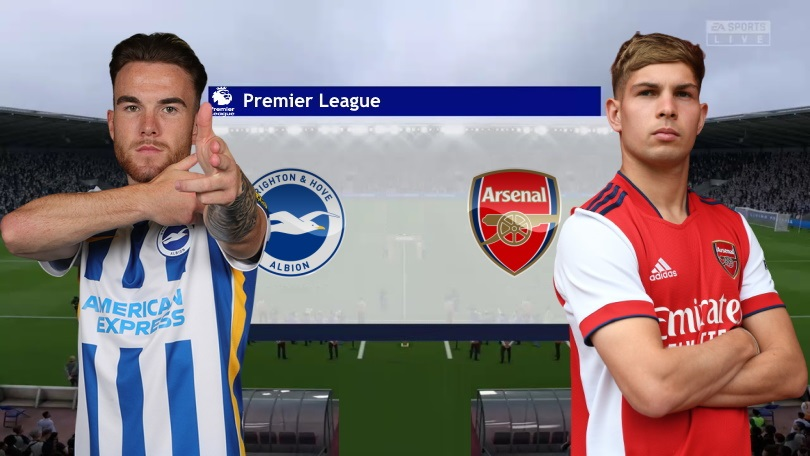 Comments Brighton vs Arsenal (23:30, October 2), round 7 of the Premier League: Continuing the winning momentum 2