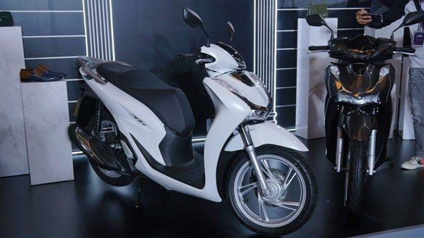 Price of the latest Honda SH 150i in October 2021: 'Scooter King' has cooled down 2