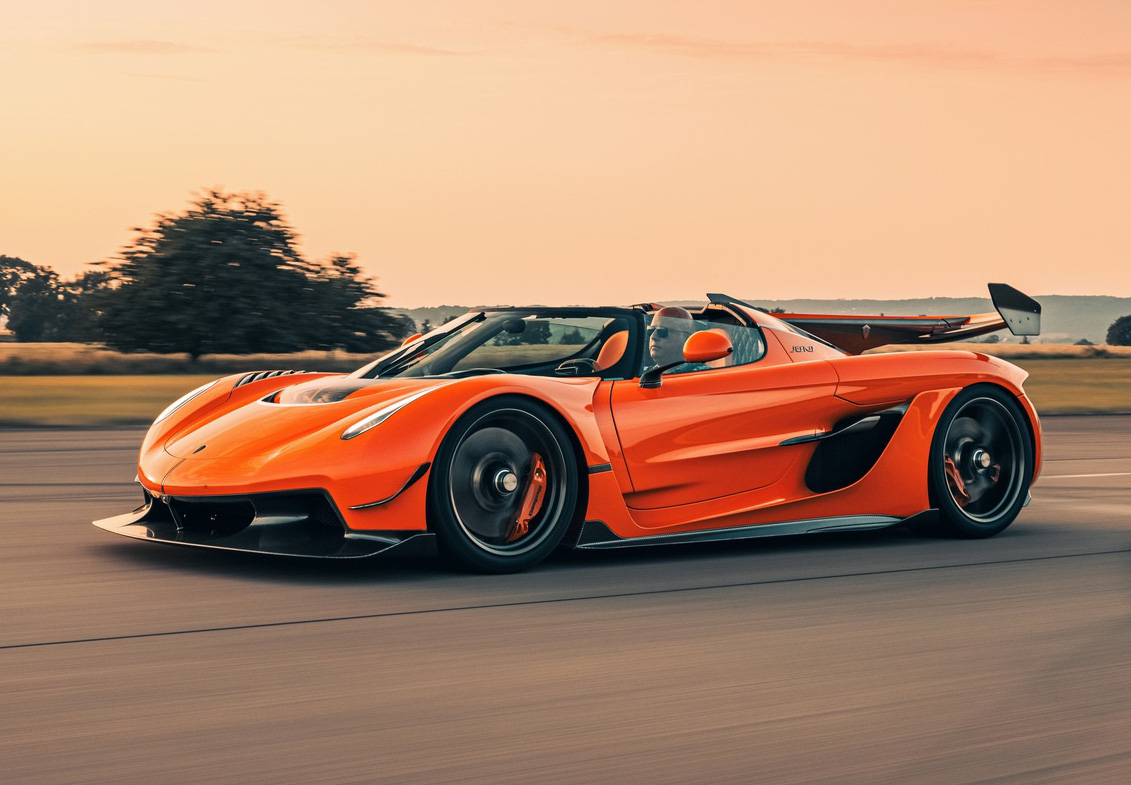 Dealer offers Koenigsegg Jesko, who will be the owner of the most expensive supercar in Vietnam?  3