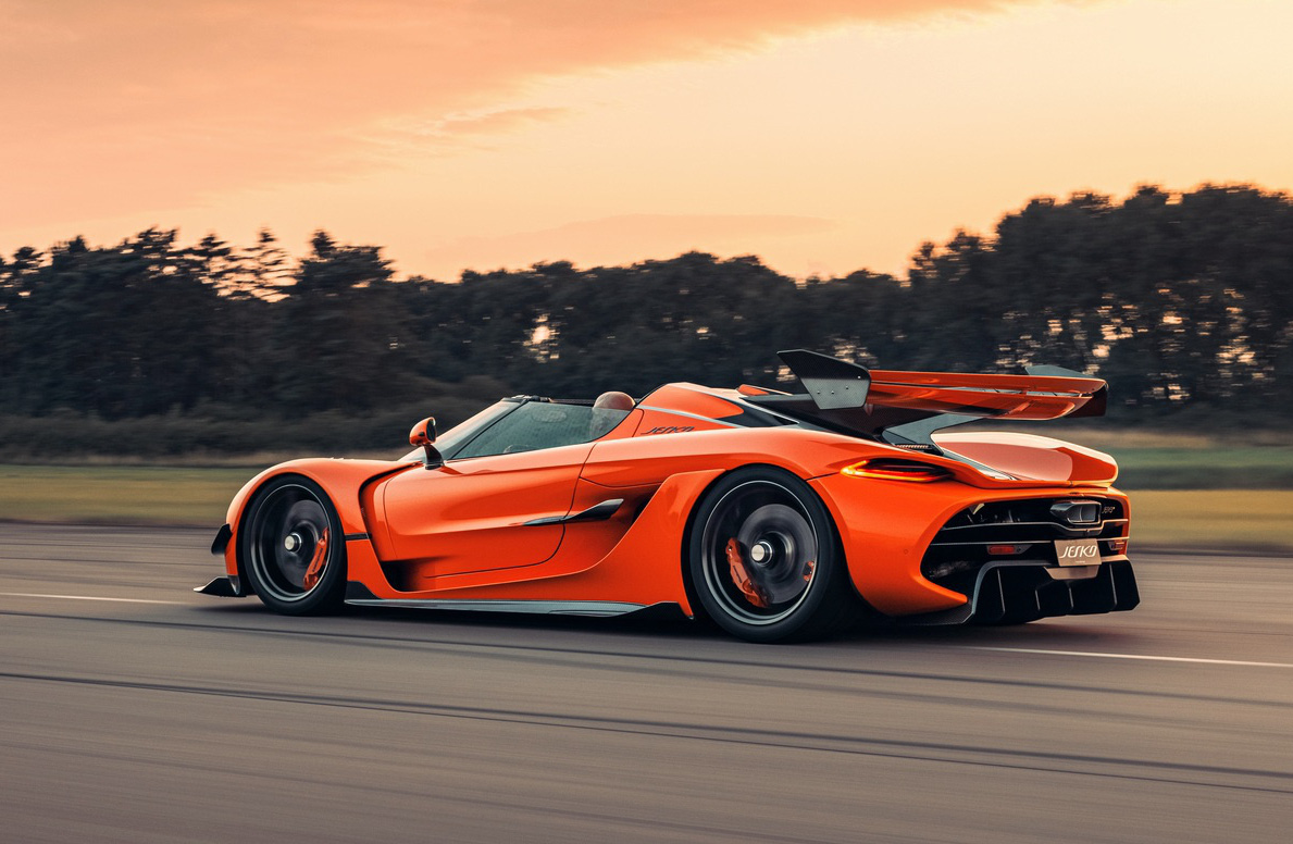 Dealer offers Koenigsegg Jesko, who will be the owner of the most expensive supercar in Vietnam?  4