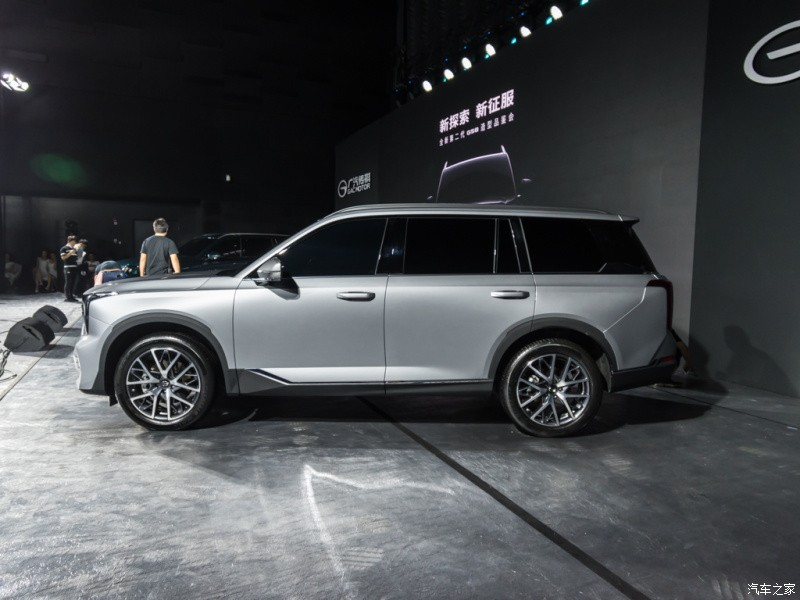Trumpchi GS8 2022 closes the price, challenging a series of top names in the large SUV segment