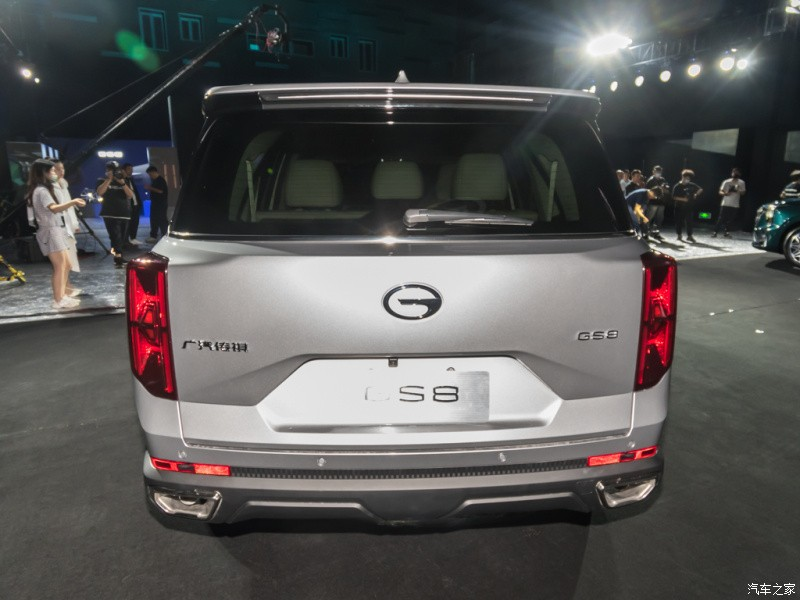 Trumpchi GS8 2022 closes the selling price, challenging a series of leading names in the large SUV segment 3