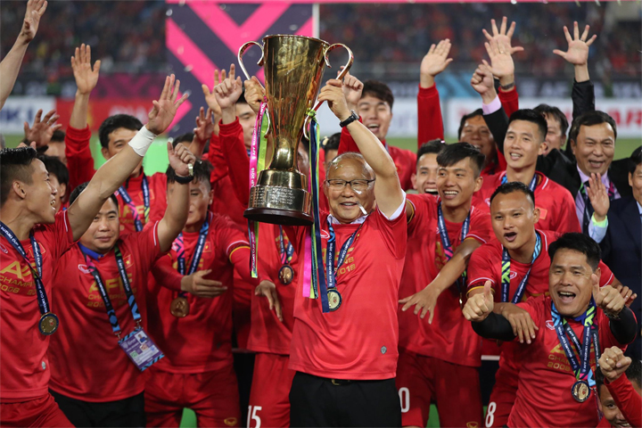 Coach Park Hang Seo asked for a very important condition to renew his contract with Vietnamese football 2