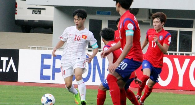Referee of the match between Vietnam and China: 'Angel' with your team, the 'fierce god' of Quang Hai, Cong Phuong 3