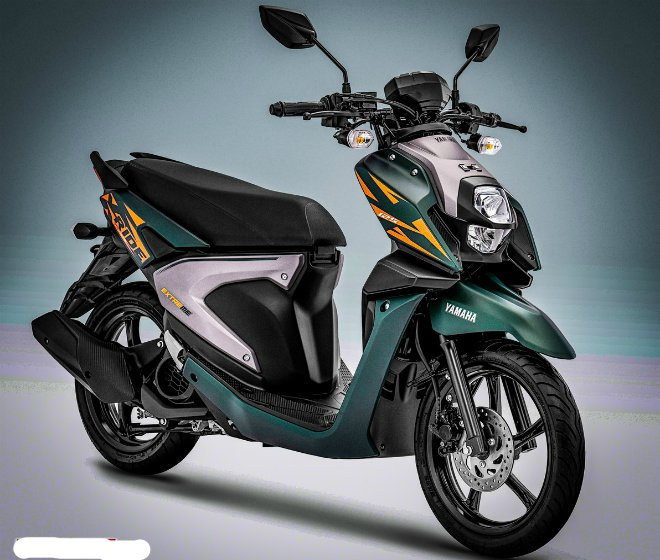 Yamaha X Ride 125 on the Vietnamese market: Cheap high-rise scooters, a choice not to be missed 3