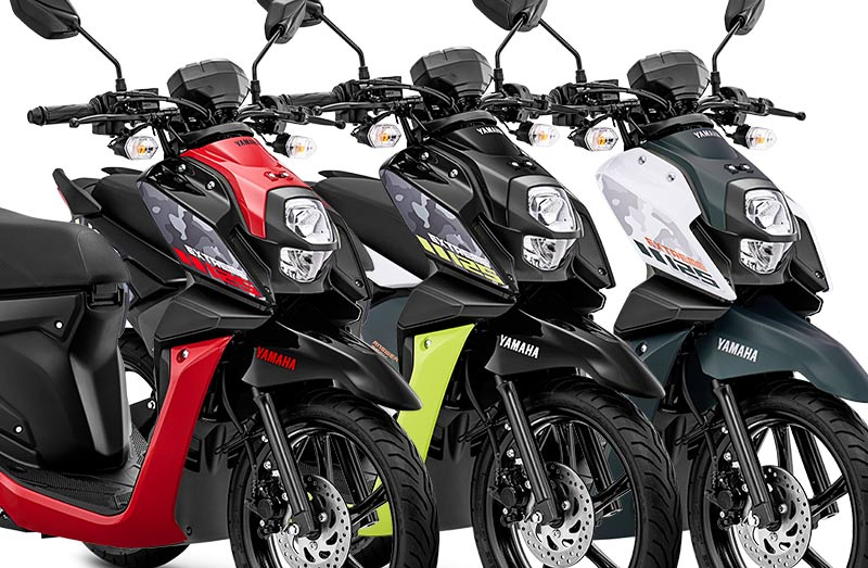 Yamaha X Ride 125 on the Vietnamese market: Cheap high-rise scooters, an option not to be missed 7