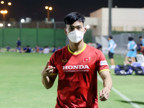 China's No. 1 striker declared a fierce war, Van Thanh promised to go to the field to compete 2