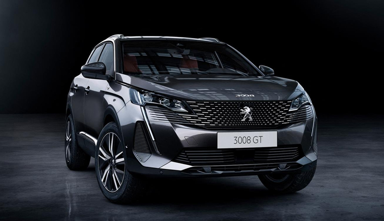 Peugeot 3008 facelift version launched in Southeast Asia, ready to return to Vietnam