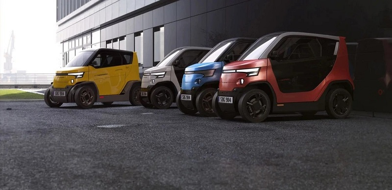 Hottest car news 5/10: Mitsubishi Outlander is about to return to Vietnam, Tiny electric car with unique design 4