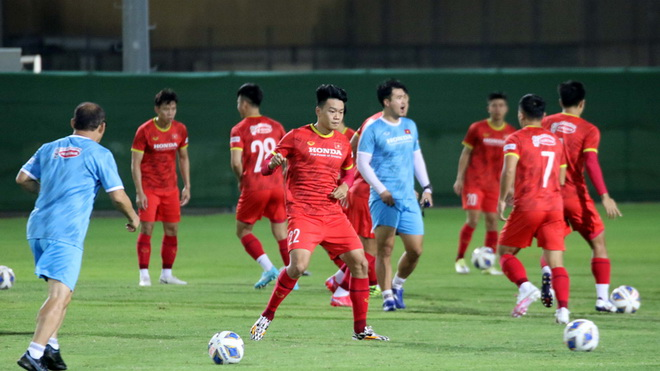 Center-back Thanh Chung: 'Vietnam is ready, success or failure will be decided on the field' 2