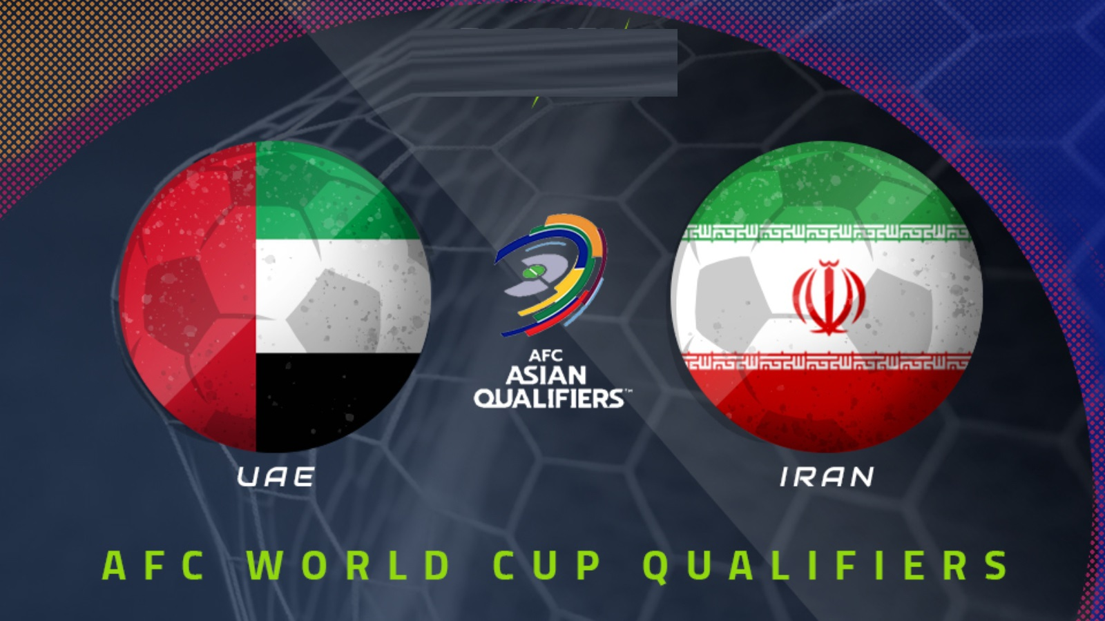 Comments on UAE vs Iran (23:45, 07/10) World Cup 3rd qualifying round: Historical challenge 2