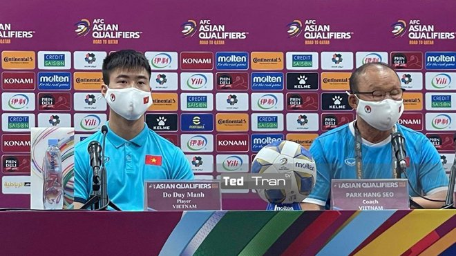 The Chinese press encouraged the home team general: 'Coach Park said we could only last 30 minutes' 2