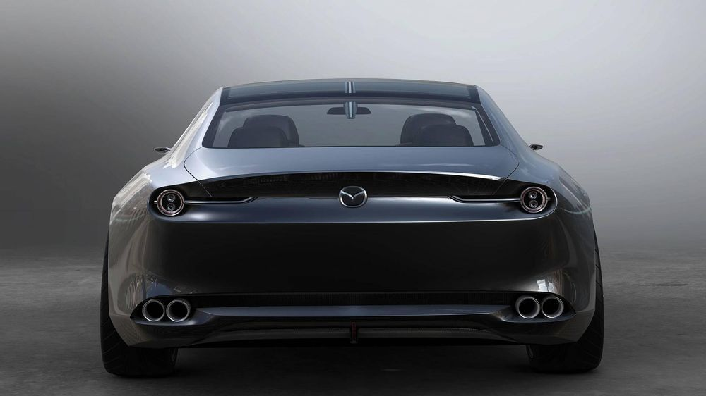 The new Mazda6 launched next year, will become the explosive highlight of the Japanese brand 2