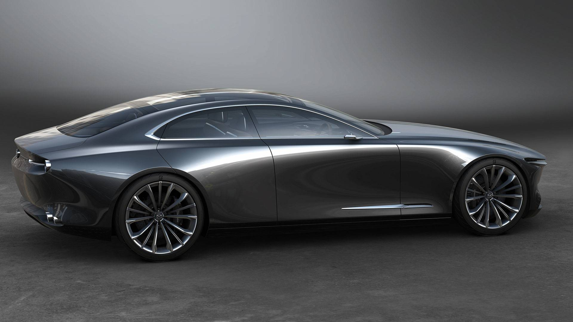 The new Mazda6 launched next year, will become the explosive highlight of the Japanese brand 3