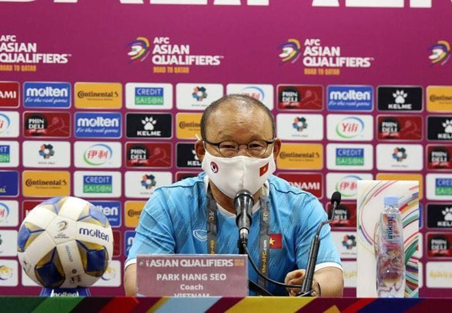 Losing the Chinese team, fans demanded to expel Coach Park Hang-seo, severely criticizing Thanh Binh 6