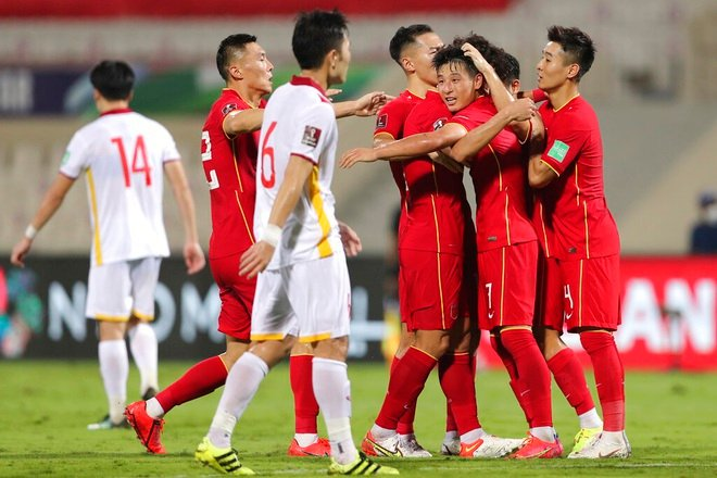 Scored in China, Tien Linh became Vietnam's record holder in World Cup 2 qualifiers