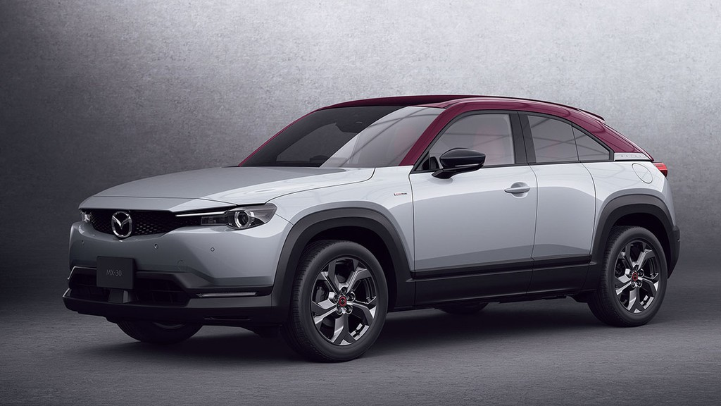 Mazda is about to enter a completely new SUV era, revealing a set of 5 hit products in all segments 3