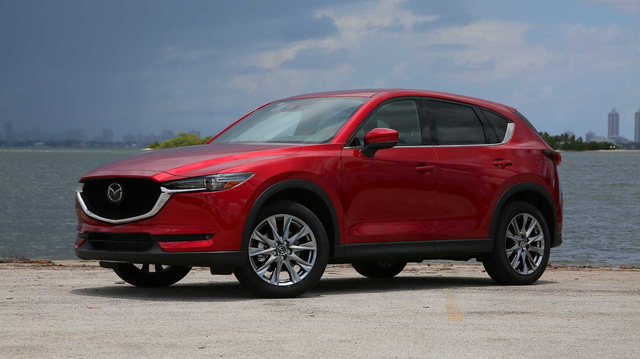 Mazda is about to enter a completely new SUV era, revealing a set of 5 hit products in all segments