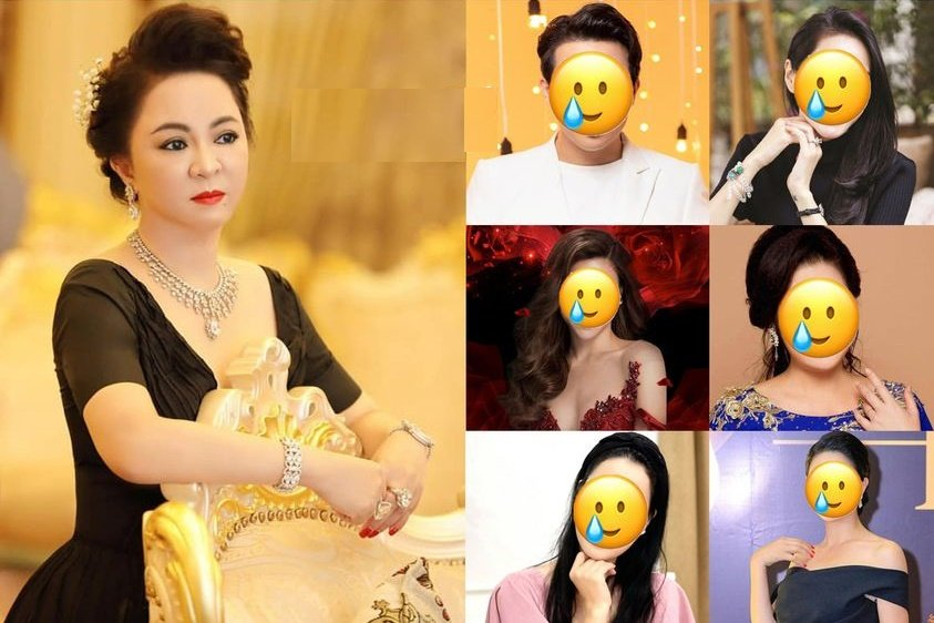 In addition to Thuy Tien, which series of artists have also been verified to clarify the denunciation?  3