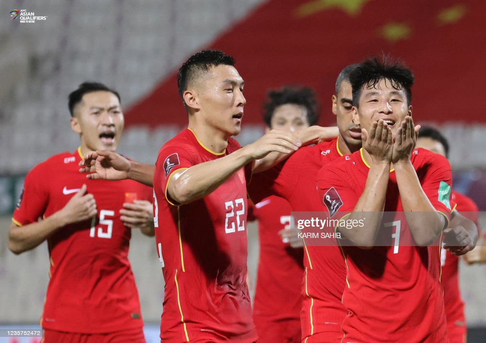 Losing the unfortunate draw against China, Vietnam Tel is still highly appreciated by Western newspapers 3