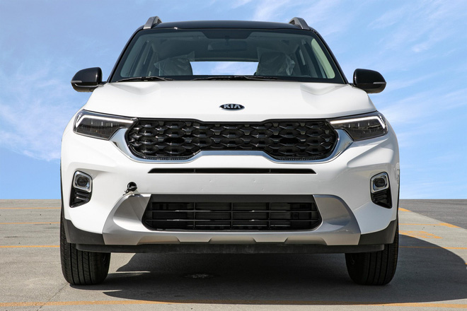 Kia Sonet officially offers Vietnam market, starting price is only 499 million VND 2
