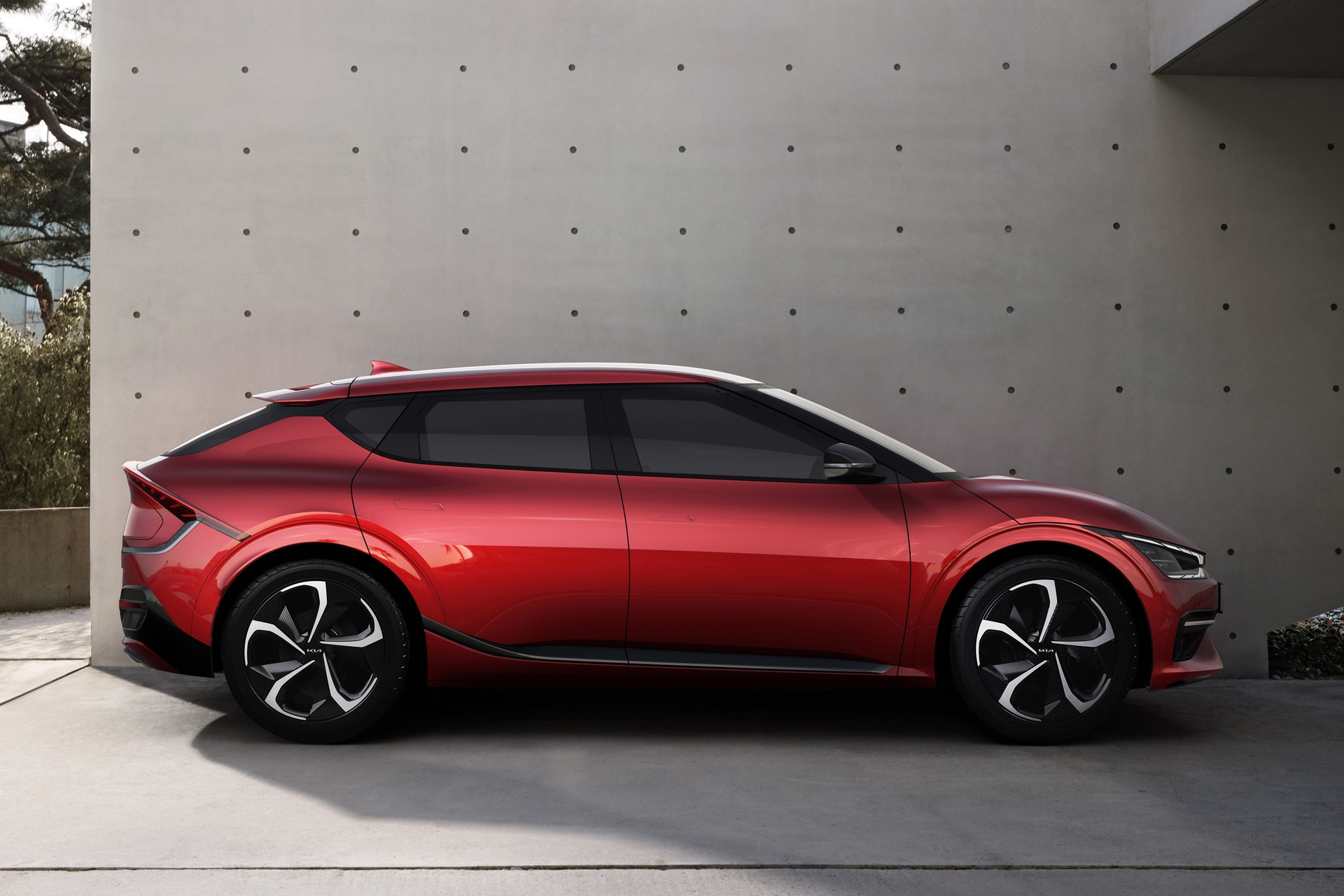 Preview Kia EV6 is about to be sold genuine in Vietnam, the flagship for a completely new trend 3
