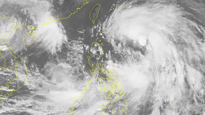 Less than a day, Typhoon Kompasu will enter the East Sea, level 13 2